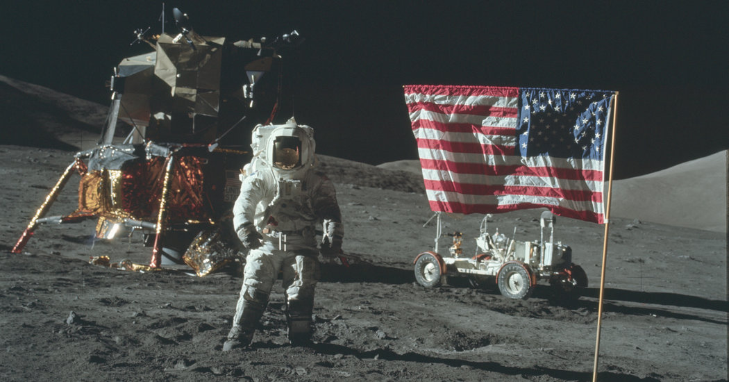 The Moon Landing Was An ObviousHoax